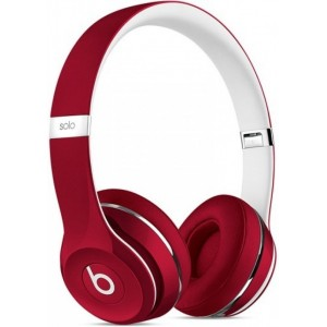 Наушники накладные Beats Solo HD Luxe Edition Red
