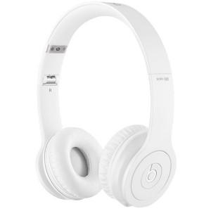 Наушники накладные Beats Solo HD Matte White