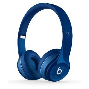 Наушники накладные Beats Solo 2 Flash Blue (MHBJ2ZE/A)