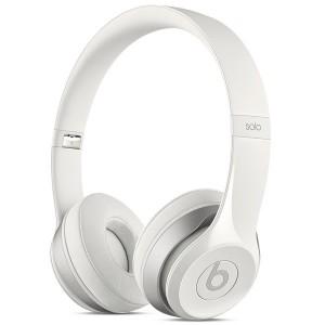 Наушники накладные Beats Solo 2 White (MH8X2ZM/A)
