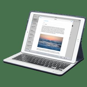 Клавиатура Logitech CREATE Backlit для iPad Pro – Синяя