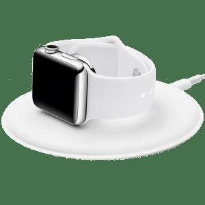 Док-станция для зарядки Apple Watch с магнитным креплением