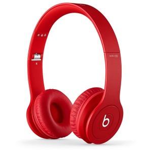 Наушники накладные Beats Solo 2 Red