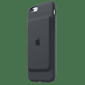 Чехол Smart Battery Case для iPhone 6s – тёмно-серый