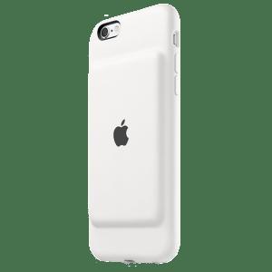Чехол Smart Battery Case для iPhone 6s – белый