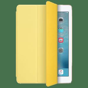 Обложка Smart Cover для iPad Air — жёлтая