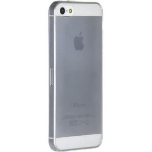 Клип-кейс Ibox Crystal для Apple iPhone SE/5/5S (прозрачный)
